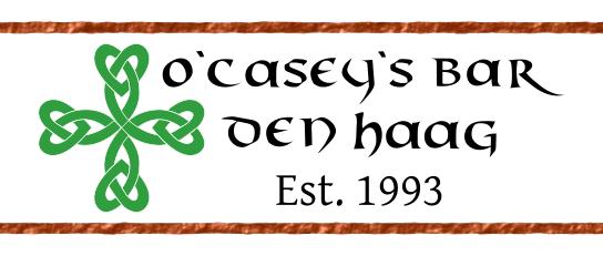 Logo O'Casey's Irish Pub